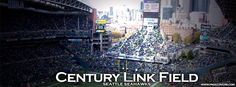 Seattle Seahawks Century Link Field Facebook Cover