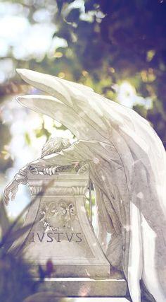 Weeping Angel (GIF) by L-a-m-o-N.deviantart.com on @DeviantArt