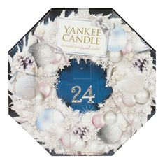 Advent Calendar 2014 - Gifts - Yankee Candle