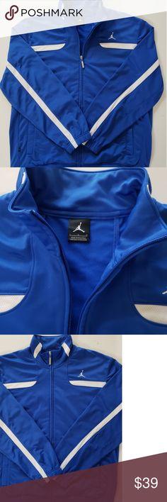 460bfd04af7 Mens ~Jordan~ Track Jacket Size Large Men's size large Jordan track jacket,  true