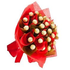 Chocolate bouquets and chocolate flower bouquets delivered Australia wide. Edible blooms chocolate gifts are a delicious alternative gift idea. Chocolate Brands, Chocolate Gifts, Ferrero Rocher Bouquet, Chocolate Flowers Bouquet, Love Jar, Birthday Candy, Valentine Chocolate, Candy Bouquet, Order Flowers