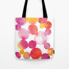 Buy Abstract Watercolour Tote Bag by susanbrand. Worldwide shipping available at Society6.com. Just one of millions of high quality products available.