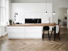 Renovering af eksisterende køkken