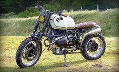 Bmw R1100GS Scrambler by Satora Design Scrambler #motorcycles #scrambler #motos   caferacerpasion.com