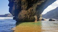 Fuerteventura Los Molinos Caves
