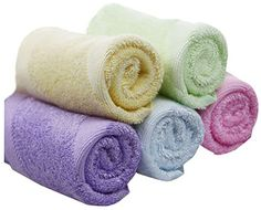 Moolecole Bamboo Fiber Baby Washcloths  Wipes Baby Bathing Skin Care Towel 10Piece *** You can get more details by clicking on the image.-It is an affiliate link to Amazon.