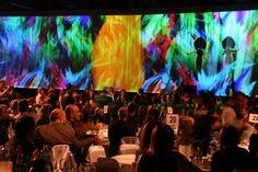 "Lucion - ""Transat 'Tout un monde' event "", scenography and video projection http://www.lucionmedia.ca"