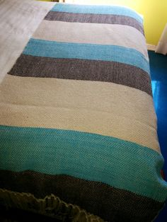 Loom Weaving, Hand Weaving, Tear, Sweet Home, Textiles, Throw Pillows, Quilts, Blanket, Knitting