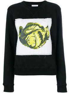 J.W.ANDERSON Printed Sweatshirt. #j.w.anderson #cloth #sweatshirt