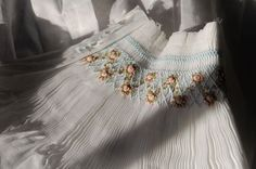 The Old Fashioned Baby Sewing Room: Beautiful Smocking!