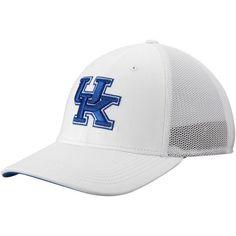 Kentucky Wildcats Nike Legacy 91 Mesh Back Swoosh Flex Performance Hat - White - $25.99