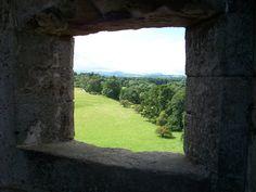 Eden Valley from Brougham Castle, near Penrith, Cumbria.    http://www.visiteden.co.uk/explore-eden/the-eden-valley