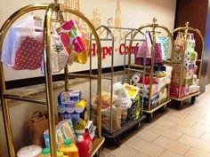 Wish List Items for Ronald McDonald House
