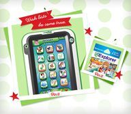 Now you can enter to win $500 worth of LeapFrog products when you create a wish list pinboard on Pinterest and enter via ...