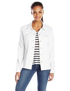 NYDJ Women's Dylan Jean Jacket in Luxury Touch Denim - http://www.darrenblogs.com/2017/01/nydj-womens-dylan-jean-jacket-in-luxury-touch-denim/