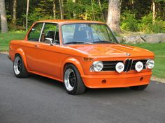 2002 tii Turbo.OMG - this was my first car! same color though '64 Renault. looks exactly like it!!