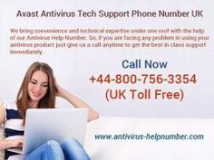 Avast Contact Number UK 0800-756-3354 Avast Customer Service Number UK