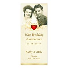 50th Anniversary Party Vintage Photo Invitations This site is will advise you where to buyDiscount Deals          50th Anniversary Party Vintage Photo Invitations Online Secure Check out Quick and Easy...
