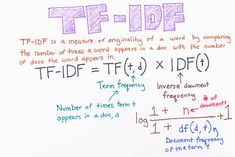 TF(Term Frequency)-IDF(Inverse Document Frequency) from scratch in python . Meaning Of Sentence, How To Use Python, Best Tech News, Feature Extraction, Nlp Techniques, Natural Language, Three Words, Deep Learning
