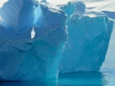 Scientists warn of sea level rise as Antarctic glacier melts