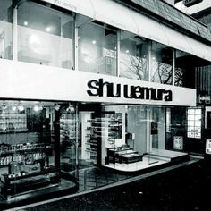 The first Shu Uemura boutique was opened in 1983, in Tokyo, Japan. Its open sell environment, coupled with his extensive color and brush displays attracted much attention. For many, this truly innovative concept resembled an art supply store much more than a cosmetics boutique.