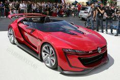VW GTI Roadster Vision Concept