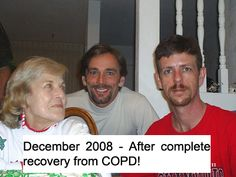 """""""Complete Recovery from COPD!"""" #copd, #emphysema, #chronic bronchitis, #asthma, #emphysema treatment, #copd treatment"""