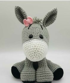44 awesome crochet amigurumi patterns for you kids for 2019 part 4 amigurumi for beginners amigurumi for kids amigurumi animals Crochet pretty bunny amigurumi in dress – free pattern 63 free crochet bunny amigurumi patterns diy crafts – Artofit nose s Giraffe Crochet, Crochet Mouse, Crochet Teddy, Crochet Bunny, Cute Crochet, Knit Crochet, Beautiful Crochet, Crochet Animal Patterns, Stuffed Animal Patterns