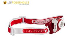 LED Lenser® LED Head Torch (Red), buy online with free UK delivery, optional next day/international delivery and a 5 year warranty. Led Lenser, Red Led Lights, Work Lights, Led Flashlight, Outdoor Gear, Torches, Gadget, Survival, Military