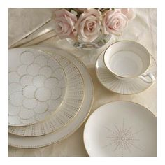 Barbara Barry Radiance China by Wedgewood