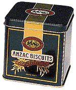 Australian ANZAC Biscuits Recipe
