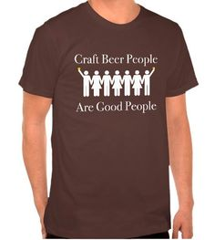 d5a2ce67 Craft Beer People T-Shirt, brown from BeerLoved Craft Beer Gifts, Beer  Brewing