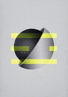 Hidden Data  Limited Edition Art Print MEDIUM  A3 by Promopocket, $45.00