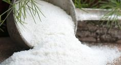 Celtic Sea Salt, fine ground  Throw out your other salt and switch!  Much better for you
