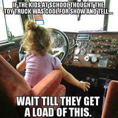 #Funny #Kids #Trucking   www.crcint.com