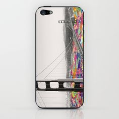 It's in the Water iPhone & iPod Skin by Bianca Green - $15.00