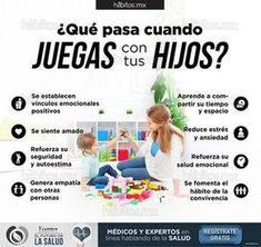 Hábitos Health Coaching | ¿Qué pasa cuando juegas con tus hijos? 3rd Baby, My Baby Girl, Baby Kids, Childhood Education, Kids Education, Learning Activities, Activities For Kids, Parenting Hacks, Kids And Parenting