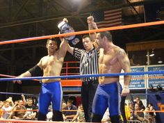 The American Wolves shine but, fall just short on ROH TV Ring Of Honor February 3, 2013