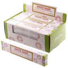 White+Sage+Stamford+Masala+Incense+Sticks+(12+Packs)