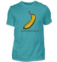 BIERFRÜCHTE (Bier-Banane) T-Shirt Mens Tops, Women, Fashion, Cotton, Moda, Women's, Fashion Styles, Woman, Fasion