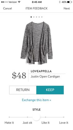 Stitch Fix Loveapell
