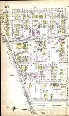 Historic Map: Plate 104, Atlas: Brooklyn 1912 Vol 2, New York - Historic Map Works, Residential Genealogy ™