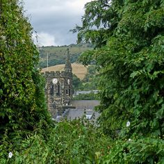 Mytholmroyd Church