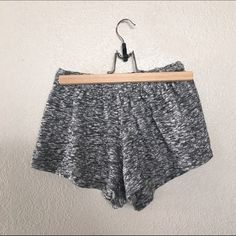 BRANDY MELVILLE GREY SHORTS ONE SIZE As seen Brandy Melville Shorts