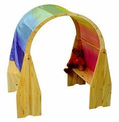 Can't wait to set this up in our playroom. It will inspire creative play.