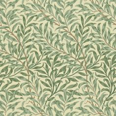 William Morris & Company | Products | British/UK Fabrics and Wallpapers | Willow Boughs (DMCW210490) | Compendium II Wallpapers