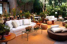 5 Dicas de decoração de casamento para usar lounges