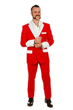 The Ugly Christmas Sweater Suit The Bad Santa by Shinesty * Find out more about the great product at the image link-affiliate link #ChristmasCostumes