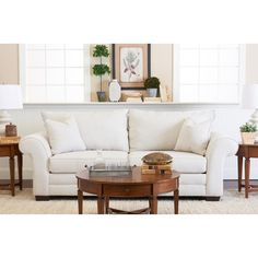 Klaussner Holly Beige Sofa