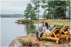 Waterside Wedding Couple Portrait Bridgton, Maine Wedding Tarry-A-While Resort // I AM SARAH V Photography